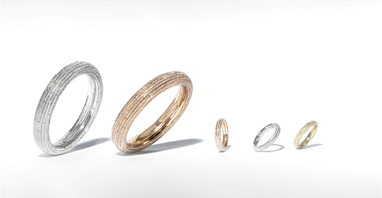 一如其名, 拥抱情感——妮华莫迪全新呈现Embrace®系列珠宝