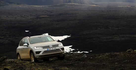 大众进口汽车途锐15周年纪念版系列车型赢得市场认可 冰岛极致越野之旅全面印证途锐实力