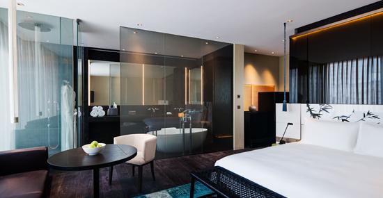 皮埃尔•里梭尼精心打造太古酒店集团居舍系列最新项目 上海镛舍以现代设计诠释经典上海风情