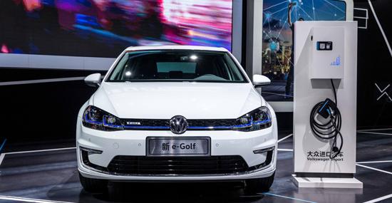 科技臻品,演绎未来——大众进口汽车携旗下重磅车型亮相2017广州国际车展