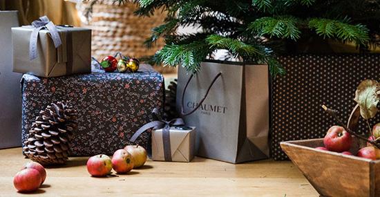 CHAUMET尚美巴黎圣诞节珠宝作品推荐
