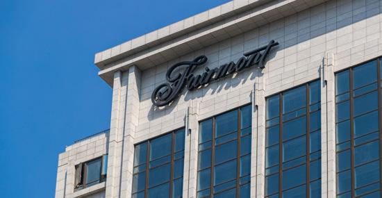 武汉泛海费尔蒙酒店将于2018年揭幕
