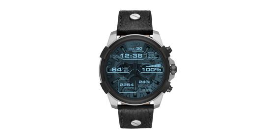 DIESEL ON,2018全新智能腕表——给时间一个风范的理由