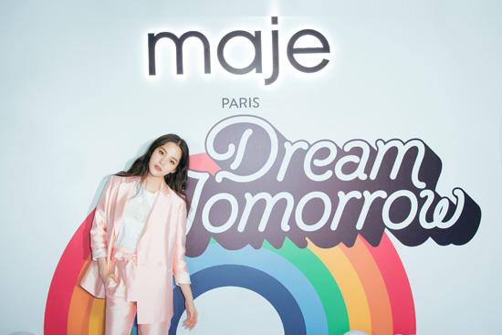 #DreamTomorrow——Maje举办盛大派对,庆祝品牌成立20周年