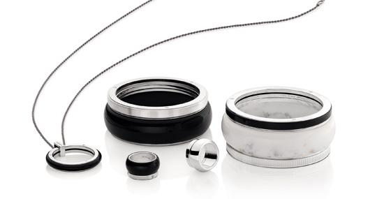 对立却相吸:万宝龙携品牌大使夏洛特•卡西拉吉呈献全新Les Aimants系列珠宝