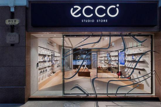 ECCO STUDIO STORE强势骇入魔都