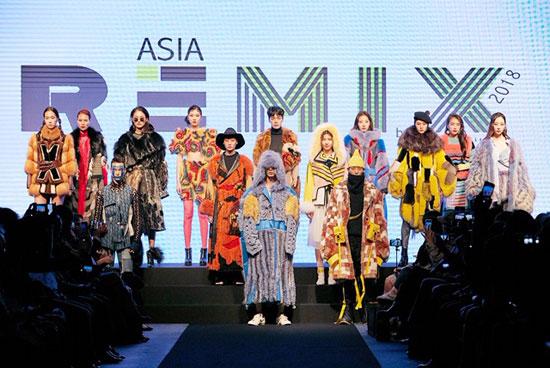 "ASIA REMIX 2018第五届亚洲皮草设计大赛""自然奇迹""决赛成果揭晓"