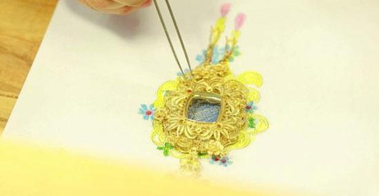 BOJEM珠宝花丝镶嵌工艺,传承经典缔造非凡艺术之美