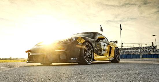 为每一位车手打造的赛车 全新718 Cayman GT4 Clubsport亚洲首发