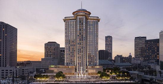 四季酒店集团携手Carpenter&Company有限公司在新奥尔良打造酒店及私人住宅