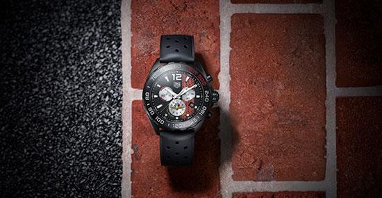 TAG HEUER泰格豪雅致敬104届印第安纳波利斯500英里大奖赛 荣耀呈现灵感源自赛车运动的2020限量版腕表