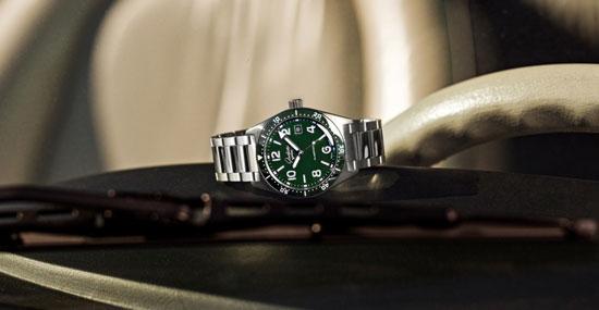 德式高级潜水表的匠心典范,格拉苏蒂原创SeaQ腕表的十大设计美学