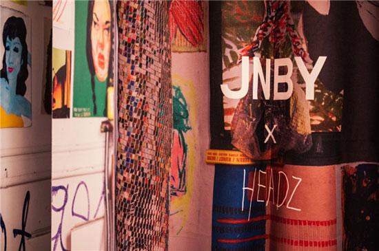 JNBY XHEADZ主题开幕派对